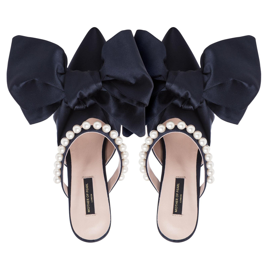 Bow Front Slip-On