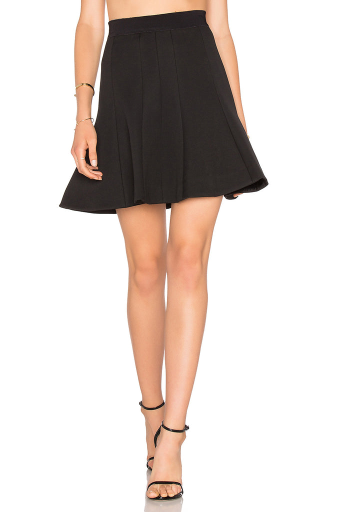 Vance Fit And Flare Skirt