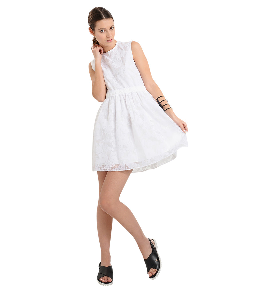 Baby Doll Dress Short Sleeve Dress