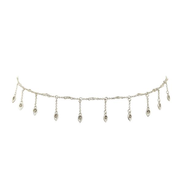 REVEAL STARBUST CHAIN CHOCKER
