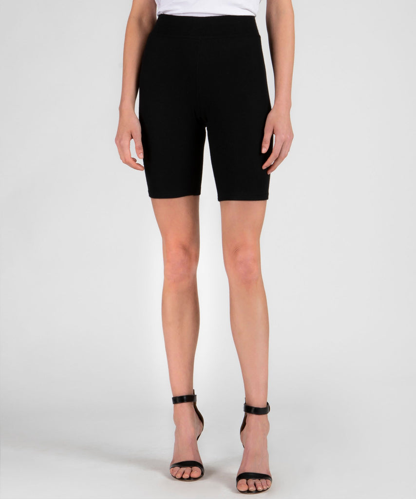 Micro-modal Ribbed Biker Short