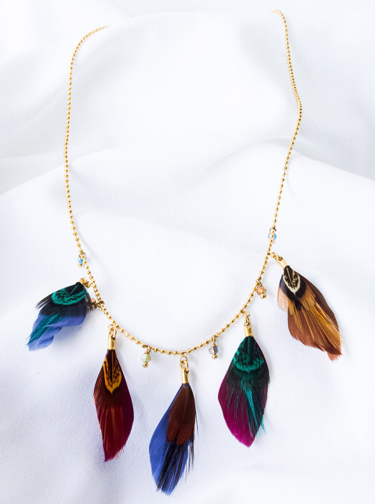 COLLIER SIOUX PLUME O