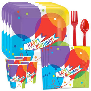 Party Tableware Kit