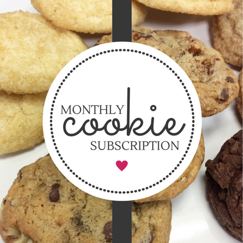 Cookie of the Month - 6 months