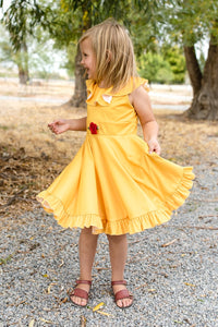 Beauty Twirl Dress