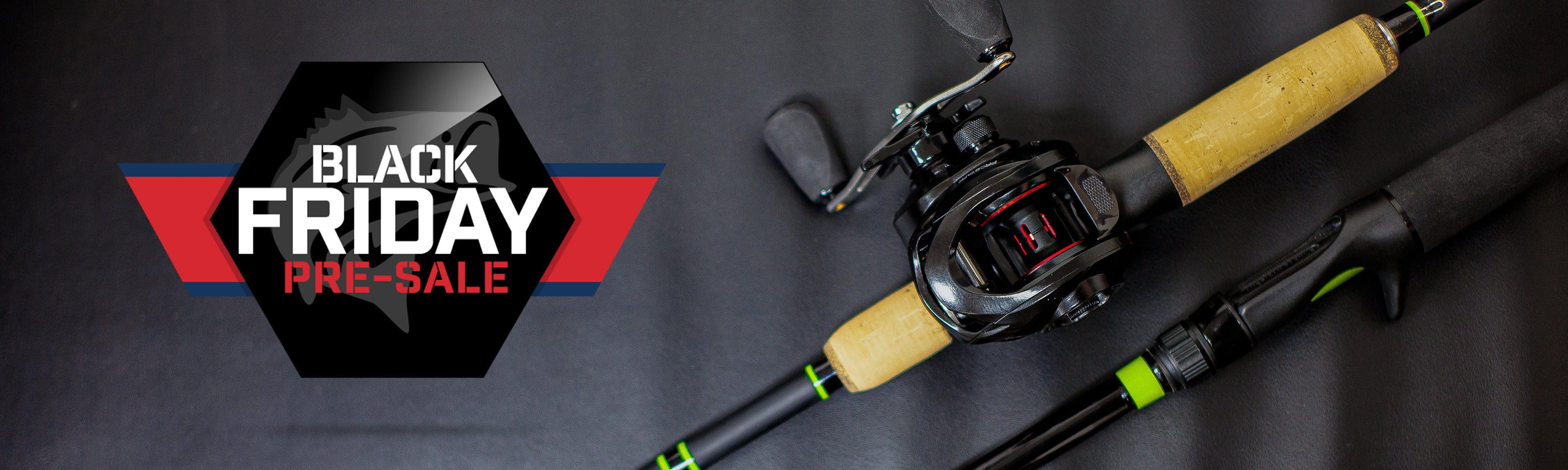 American Tackle Angler Products Black Friday 2019 Fishing Gear