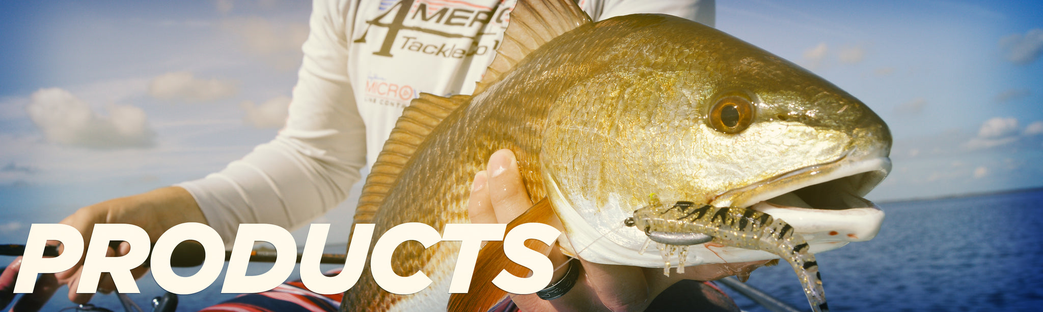 American Tackle Company Angler Products Page Oviedo