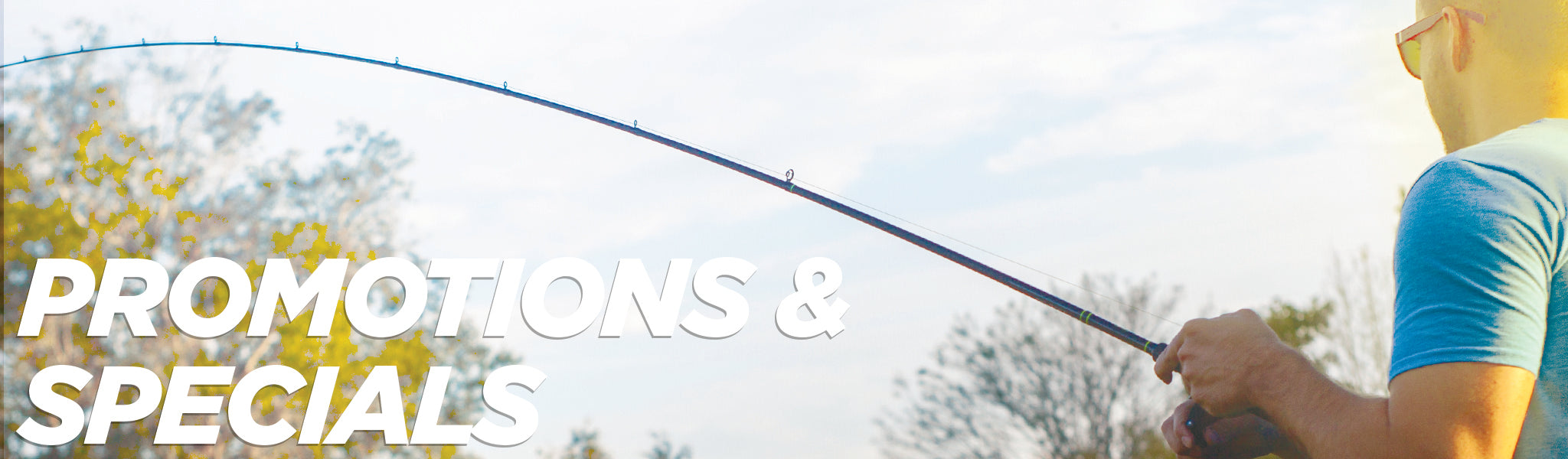 American Tackle Company Angler Products Promotions Specials Deals Oviedo