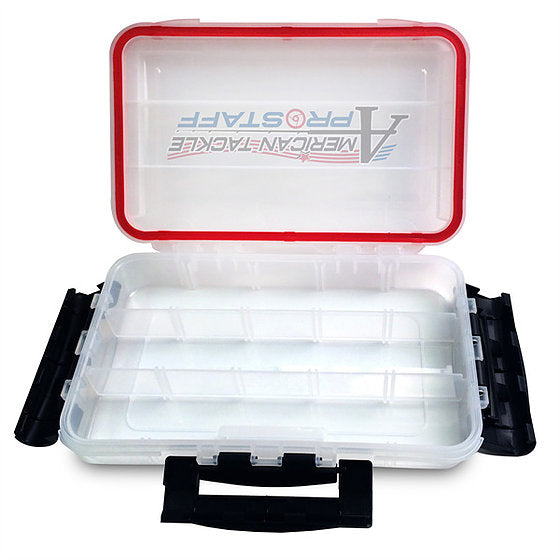 American Tackle ProStaff Gasket Tackle Box - Standard