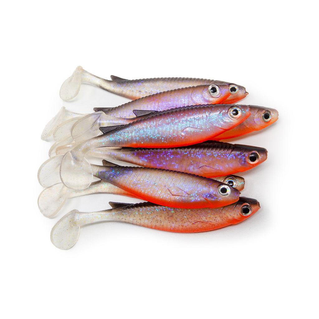 American Tackle ProStaff Samurai Shad (Various colors)