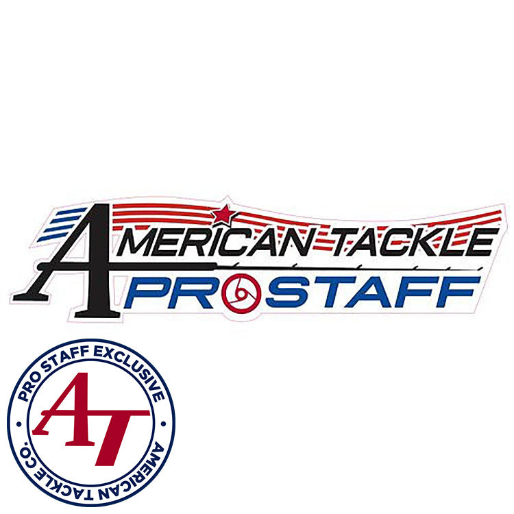 American Tackle ProStaff 24 Inch Decal