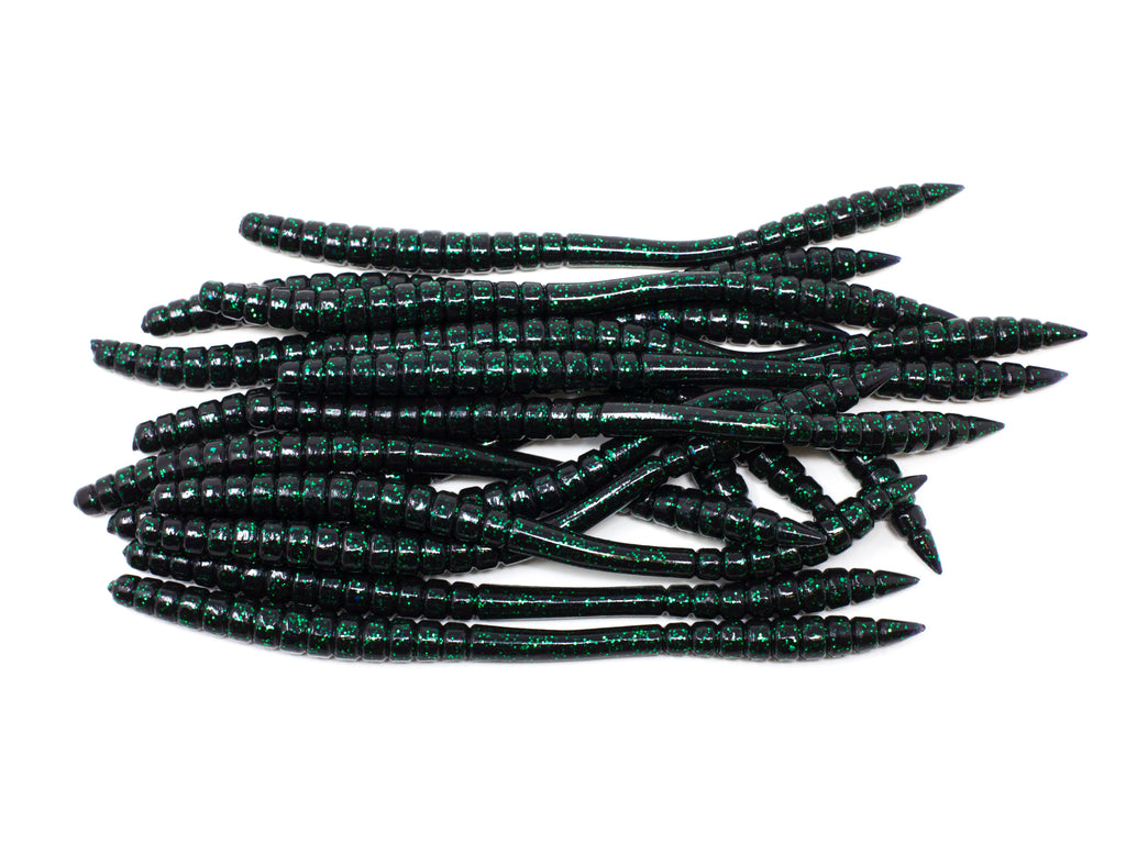 American Tackle ProStaff Baits | Finesse Worm (Various Colors)