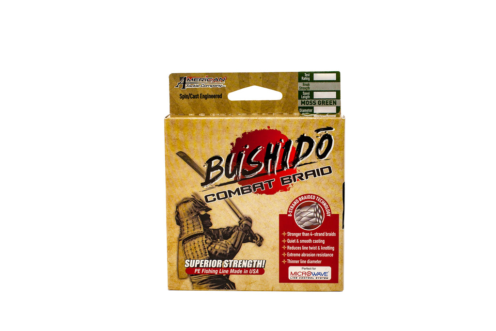 American Tackle Bushido Combat Braid (50 LB)