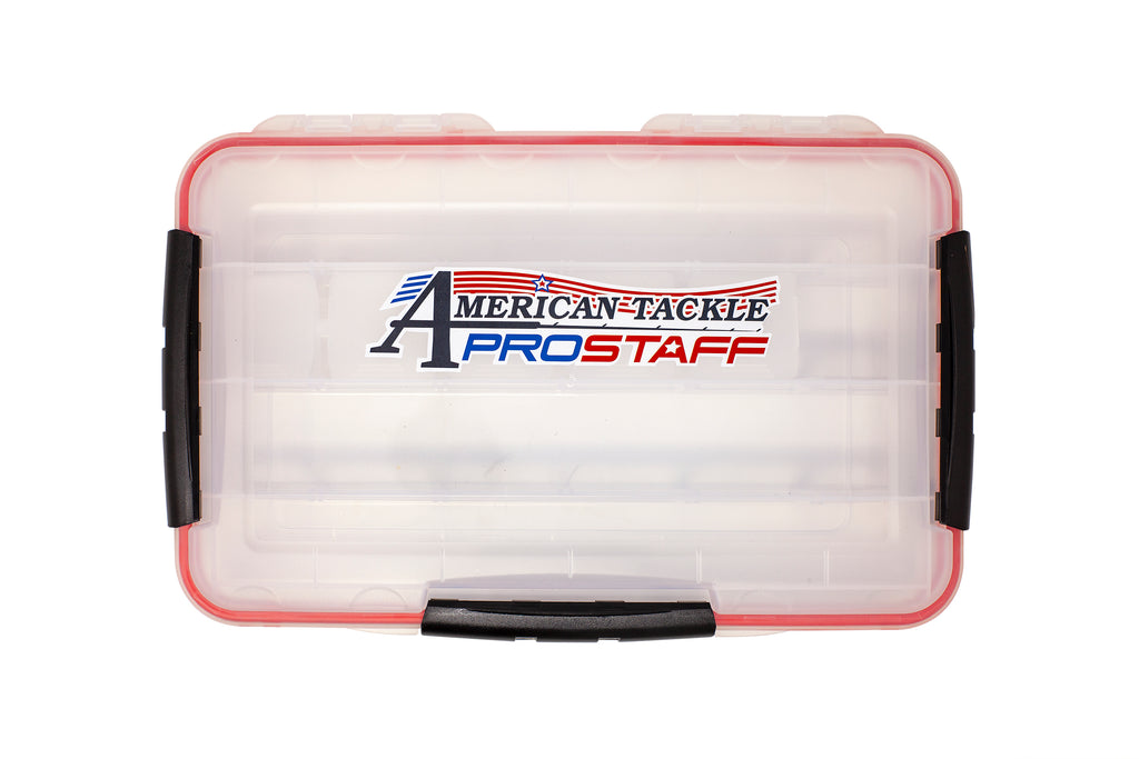 American Tackle ProStaff Gasket Tackle Box - Large