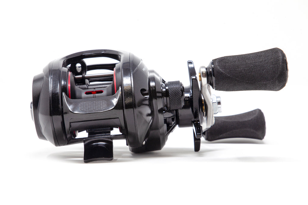 American Tackle ProStaff LP8 COMPOSITE Casting Reel (Left & Right Hand Retrieve)