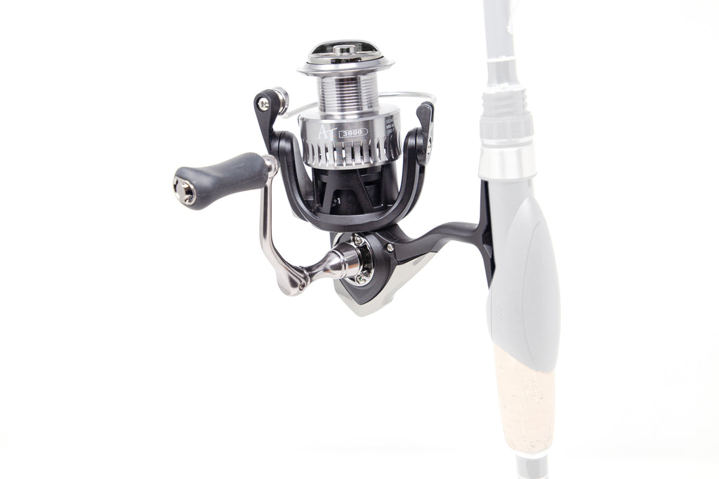 Deluxe American Tackle ProStaff Spinning Reel - 3000 JT