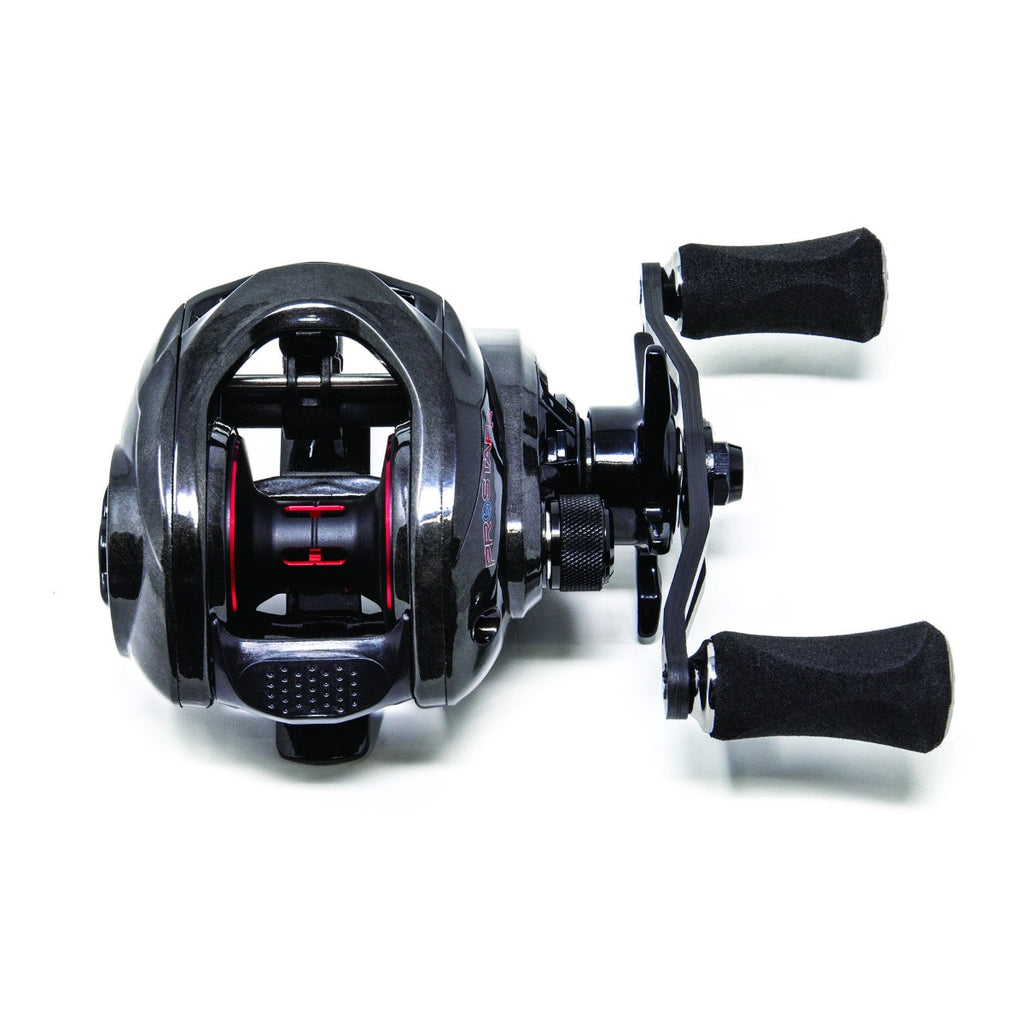 American Tackle ProStaff LP8 CARBON Casting Reel (Right Side Handle)