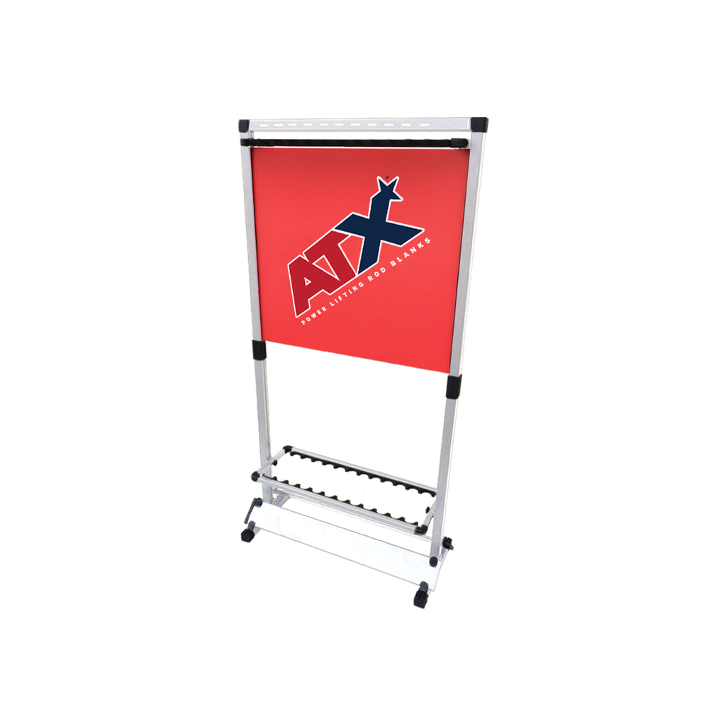 American Tackle Rod Display Rack (Tall)