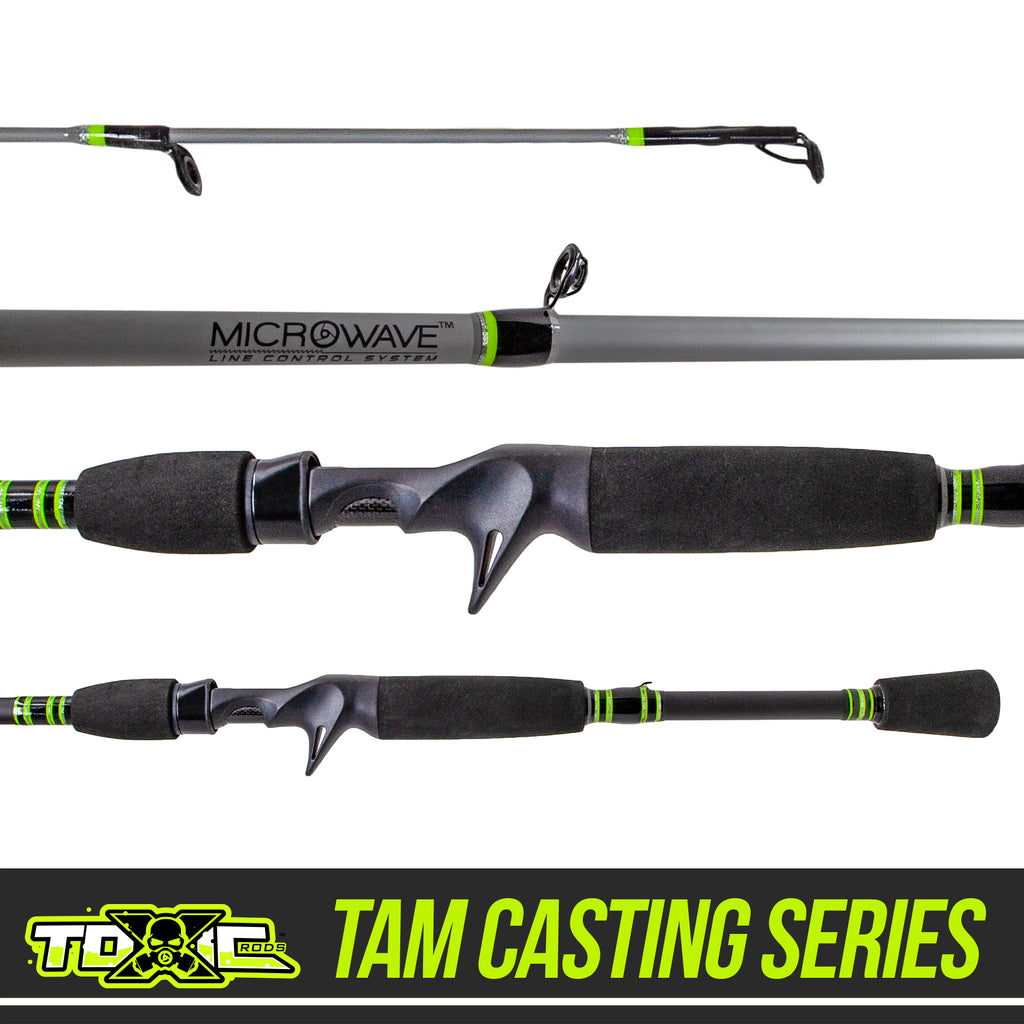 Toxic Apocalypse MicroWave Guide Rods - TAM Casting Series