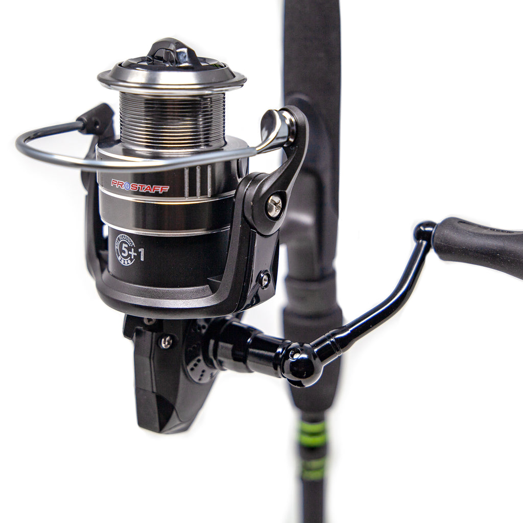 "TAM Apocalypse Series 7'2"" Spinning Rod/Reel Combo"