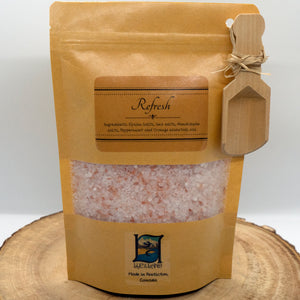 Refresh - 550g Bath Salts