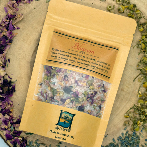 Blossom - 100g Bath Salts