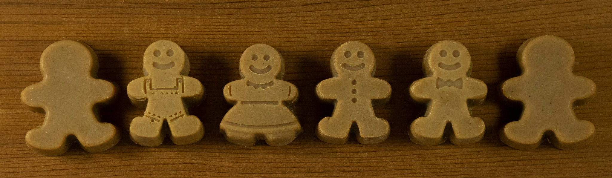 Holiday Stocking Stuffer! Gingerbread People!