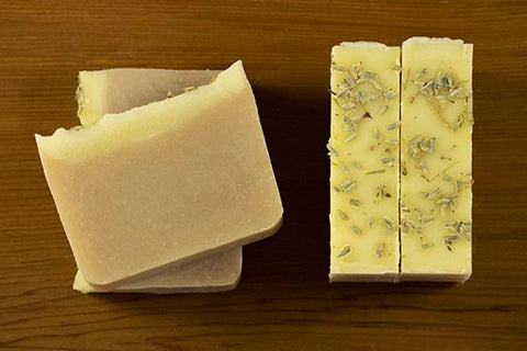 Lavender Fields Forever Cold Process Soap