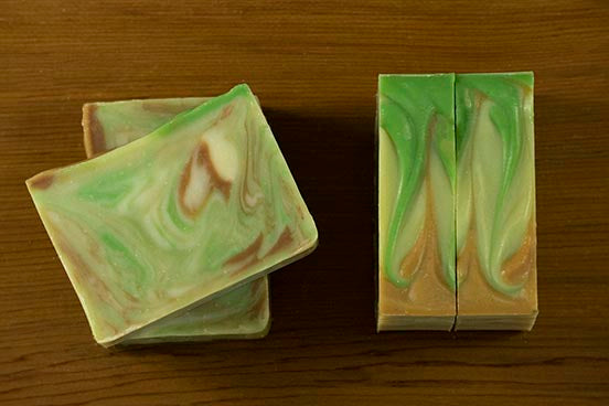 The Great Outdoors Cold Process Soap