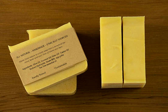 Tea Tree Solid Shampoo Bar