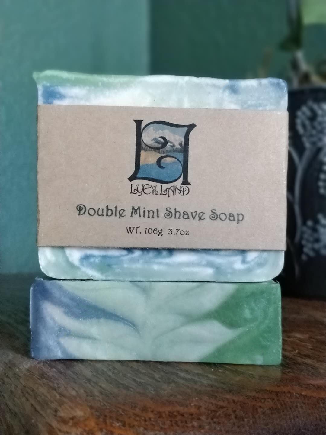 Double Mint Shaving Soap