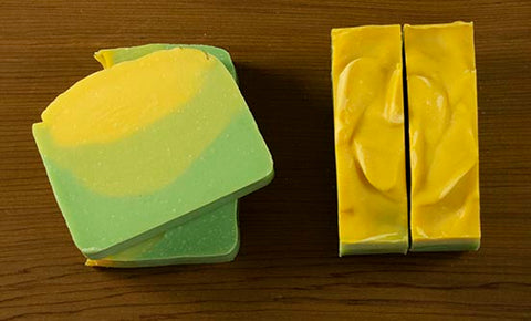 Avocado Cold Process Soap