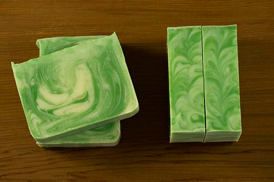 Eucalyptus Cold Process Soap