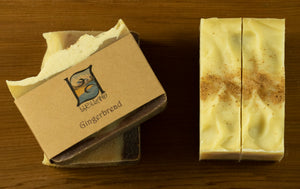 Gingerbread Cold Process Soap