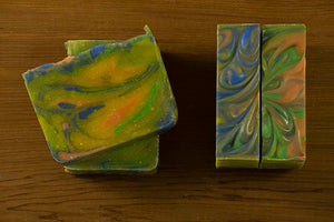 Dirty Hippie Cold Process Soap