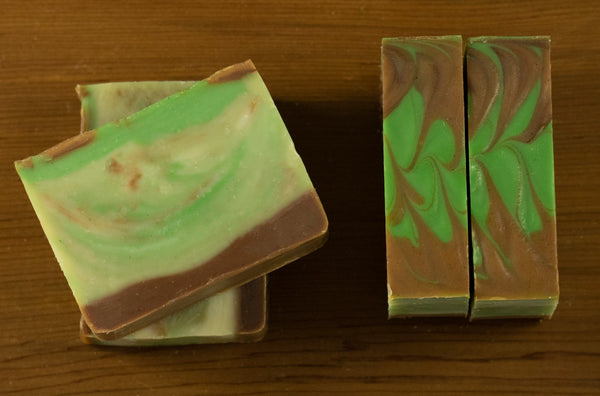 O'Christmas Tree Cold Process Soap