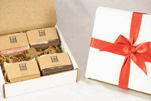 Holiday Soap Gift Package