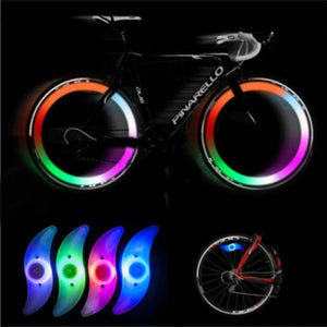 Multicolor Bicycle Wheel Spoke LED Light