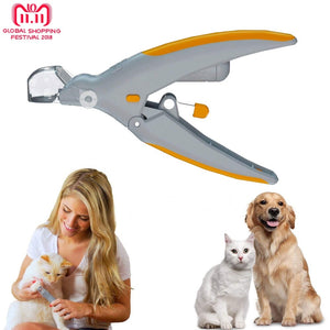 LED Magnifying Pet Nail Trimmer