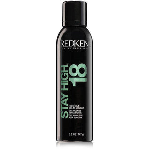 Redken Stay High 18 High-Hold Hair Gel To Mousse, 5.2 Oz