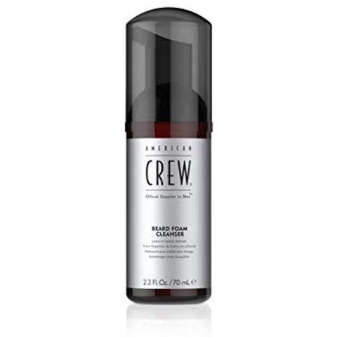 American Crew Beard Foam Cleanser, 70ml / 2.3oz.