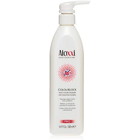 Aloxxi Support Colourlock Post-Color Finisher - Size : 16.9 oz