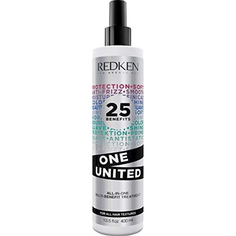 Redken One United All-In-One Multi Benefit Treatment, 13.5 Oz