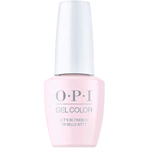 OPI Gelcolor Let's Be Friends!