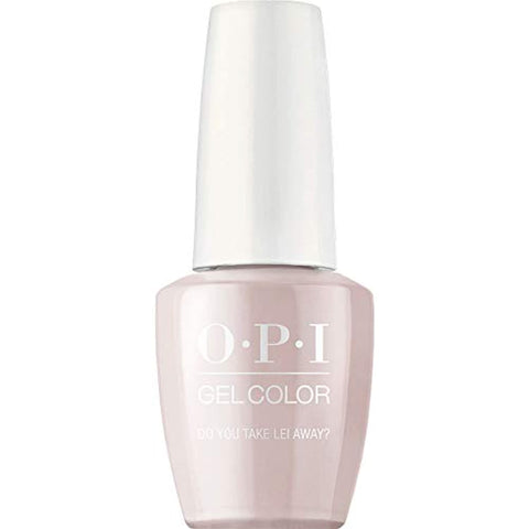 OPI Gelcolor Do You Take Lei Away?