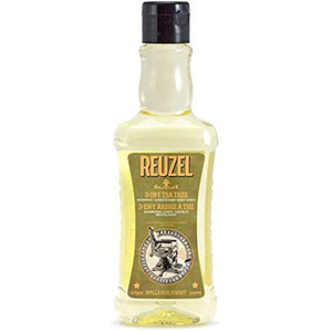 Reuzel 3-in-1 Tea Tree Shampoo 11.8 oz