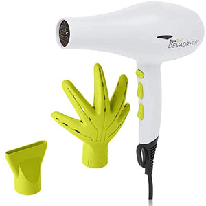 DevaCurl DevaHair Dryer with DevaFuser