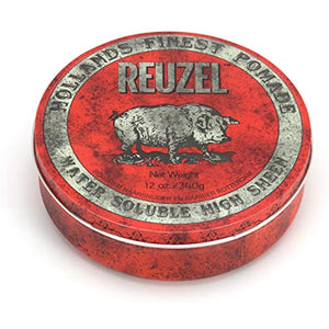 Reuzel Red Pomade High Sheen 12 oz