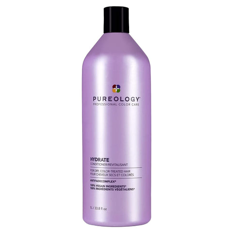 Pureology Hydrating Conditioner New Packaging, 33.8 Oz