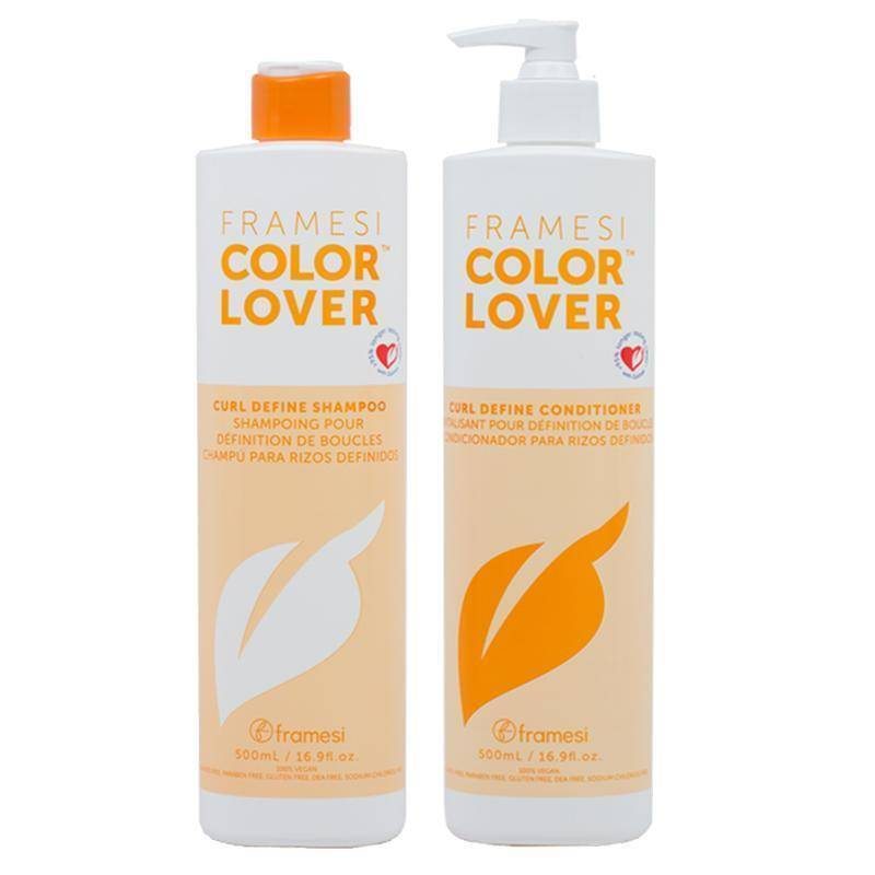 Framesi Color Lover Curl Define Shampoo Conditioner 16.9oz DUO